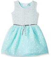 The Children's Place Girls' Sparkle Mesh Dress