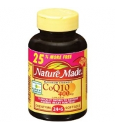 Nature Made CoQ10 400mg, 30 Softgels