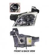 Replacement Driver Side Headlight