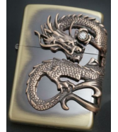 Zippo-Dragon-Beautiful-design-Japanese-Collection-RARE-New-Japa