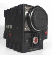 RED EPIC-X MYSTERIUM-X W/ SIDE SSD AND CANON LENS MOUNT - MINT!