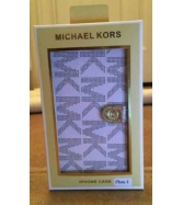 Michael Kors Cover For apple iphone 6 Plus 5.5 Leather MK Case W