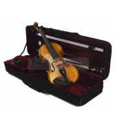 Flamed Violin with 350RD Case