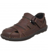 Hush Puppies Men's Backrush Closed-Toe Fishermen Sandal