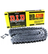 D.I.D 1251136D Standard D Chain with Connecting Link 420 / 136
