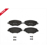 FORD MONDEO JAGUAR X-TYPE P24060 Pad Set Front Brake Pads Bosch