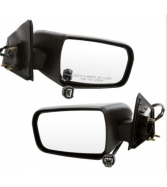 New Power Heated Side View Mirrors Left & Right Pair Set for