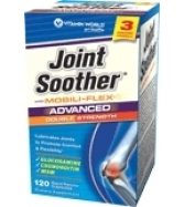 Advanced Double Strength Joint Soother® Vitamin World, 120 Caps