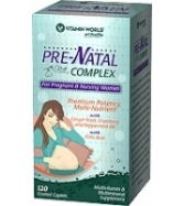 Prenatal Complex Vitamin World