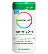 Rainbow Light, Women's One Multivitamin, 90 tablets