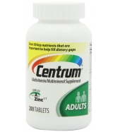 Centrum Base Multivitamin, Adult, 200-Count