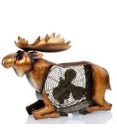 Deco Breeze Decorative Figurine Fan