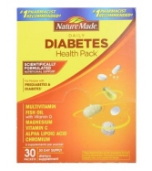 Nature Made Diabetes Health