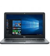 "Laptop  Dell i5567-7291GRY 15.6"" Laptop, i7-7500U, 16GB, 1T"