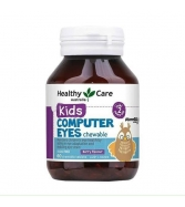 Healthy Care Kids Computer Eyes