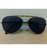 Vintage AO American Optical Aviator 20KGP 9038 Sunglasses 58 14