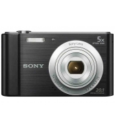 Sony W800/S 20 MP Digital Camera