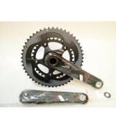 S550 SRAM BB30 BLACK 172.5mm ROAD BIKE CRANKSET 50/34