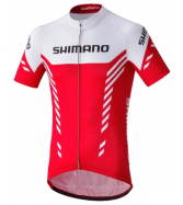 Shimano Performance Printed Short Sleeve Jersey