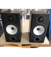 Loa: Monitor Audio Bronze Bx2 Black Oak Book Shelf Speakers