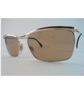 Vintage METZLER 1/20 10K Gold Filled Sunglasses Zeiss Umbral Men