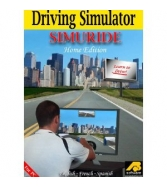 Đĩa game Driving Simulator  the SimuRide Home Edition for PC